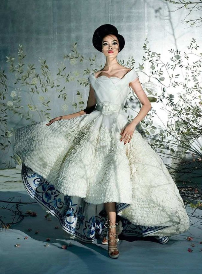 John-Galliano-wedding-dresses.-675x917 Top 10 Most Expensive Wedding Dress Designers in 2020