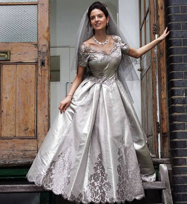 Mauro-Adami-design Top 10 Most Expensive Wedding Dress Designers in 2020