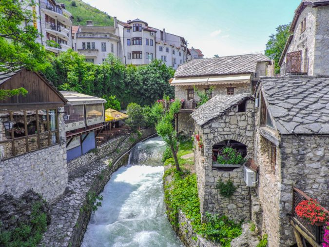 Mostar-Bosnia-and-Herzegovina-europe-675x506 Top 5 European Holiday Destinations in 2019