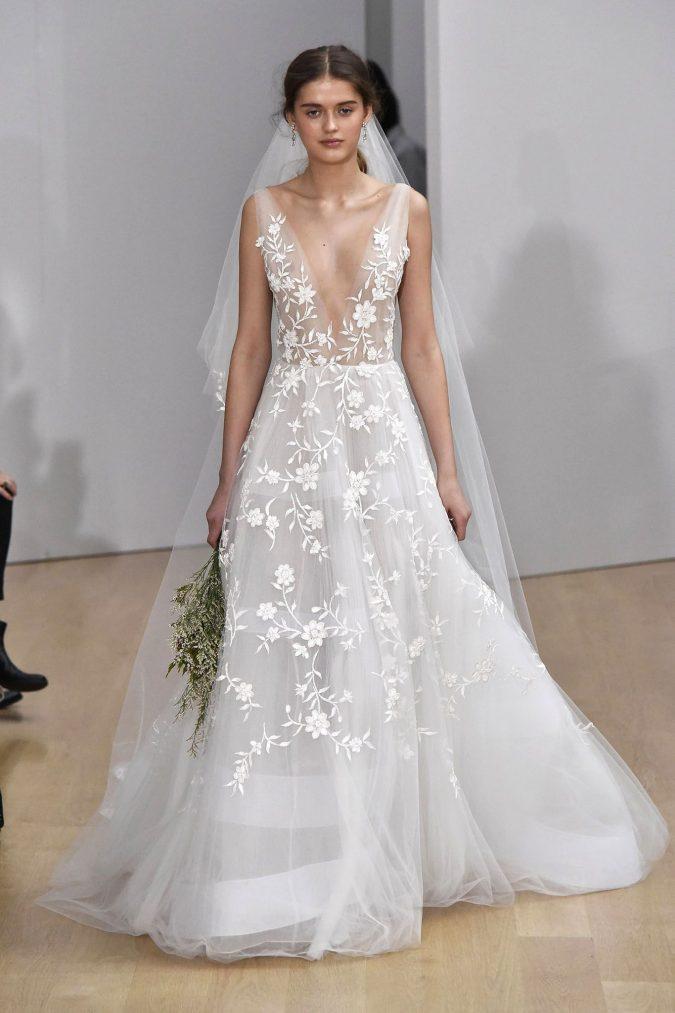 Oscar-De-La-Renta-design-675x1013 Top 10 Most Expensive Wedding Dress Designers in 2019