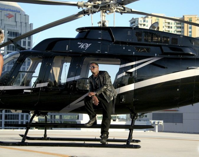 P-Diddy-helicopter.-675x534 15 Most Luxurious Helicopters and Private Jets Owned by Celebrities!