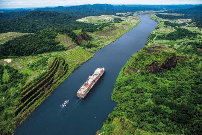 Panama-Canal-cruise-675x450 Top 10 Most Luxurious Cruises for Couples in 2019