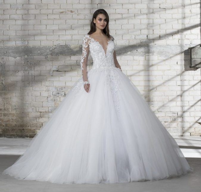Top 10 Most Expensive Wedding Dress Designers In 2019 Pouted