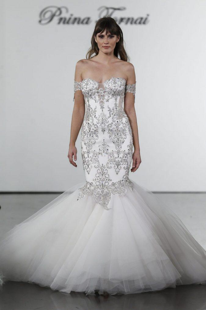 Pnina-Tornai-wedding-dress-675x1013 Top 10 Most Expensive Wedding Dress Designers in 2019
