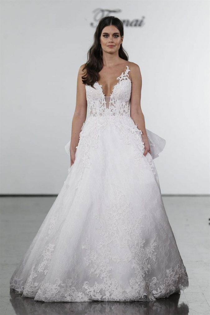 Pnina-Tornai-wedding-dress.-675x1013 Top 10 Most Expensive Wedding Dress Designers in 2019
