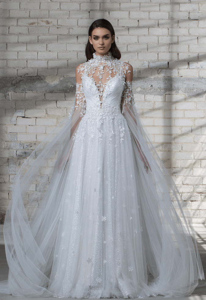 Pnina-Tornai-wedding-dress.-675x982 Top 10 Most Expensive Wedding Dress Designers in 2020