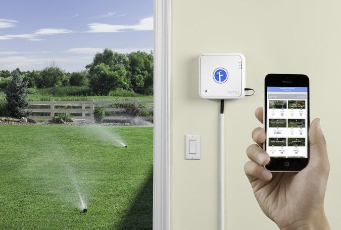 Rachio-Smart-Sprinkler-Controller-675x456 5 Smart Home Items That Can Make Your Life Easier