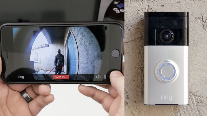 Ring-WiFi-Enabled-Video-Doorbell-675x380 5 Smart Home Items That Can Make Your Life Easier