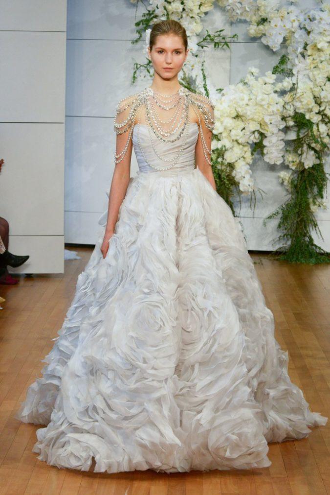 Sarah-Burton-wedding-dress-675x1011 Top 10 Most Expensive Wedding Dress Designers in 2019