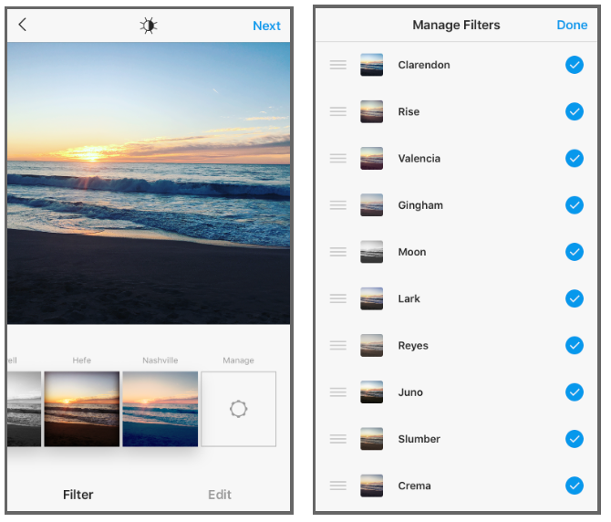 Screen-Shot How to Use Instagram Like A Professional?