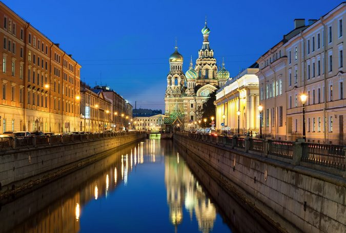 St.-Petersburg-675x456 Top 10 Most Luxurious Cruises for Couples in 2019