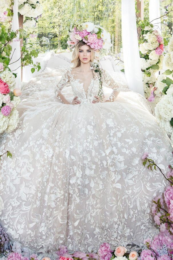 Yumi-Katsura-wedding-dress-1 Top 10 Most Expensive Wedding Dress Designers in 2020