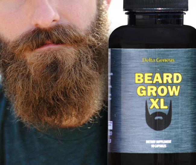 beard-grow-xl Top 20 Best Beard Growth Supplements