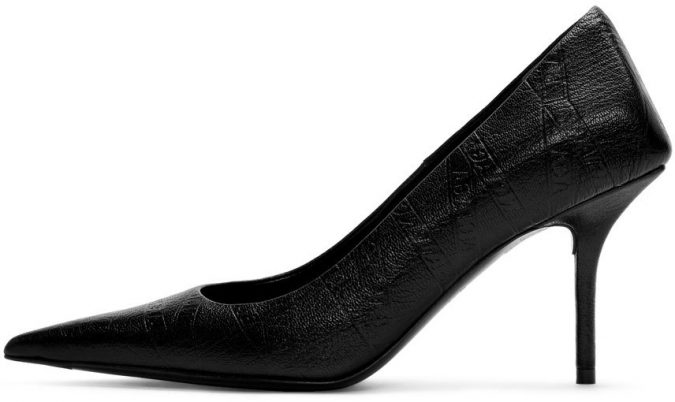 black-aquare-knife-heels-shoes-e1560252385292-675x402 Best 20 Balenciaga Shoes Outfit Ideas for Women in 2021