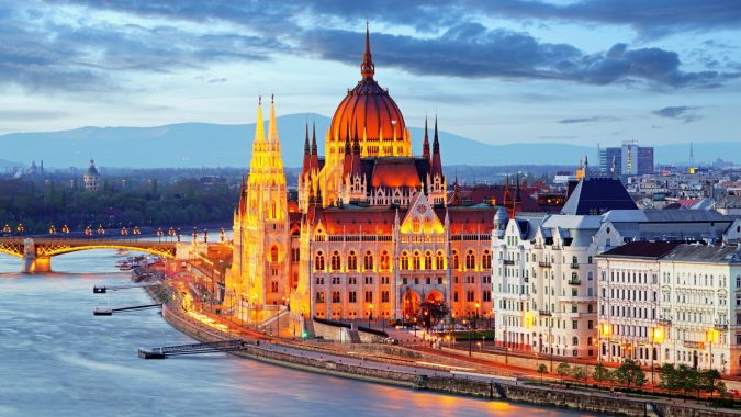 budapest-675x380 Top 5 European Holiday Destinations in 2019
