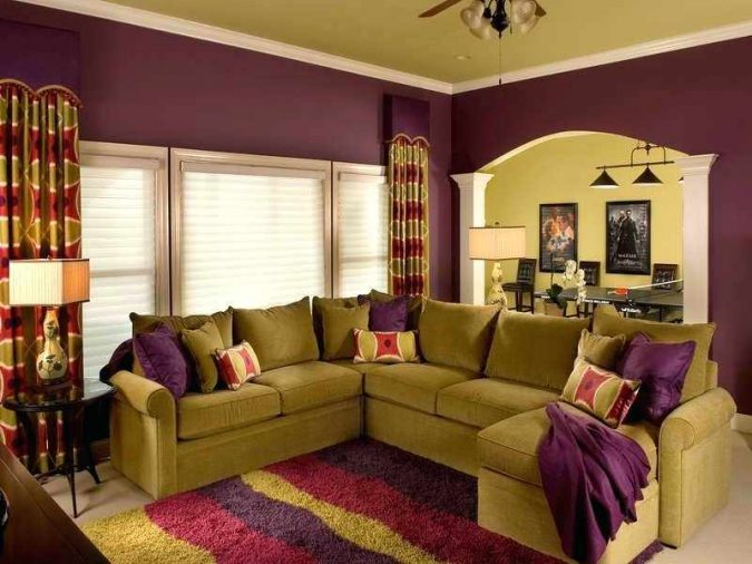 colour-combination-for-living-675x506 The Ultimate Decorating Guide for Your Living Room
