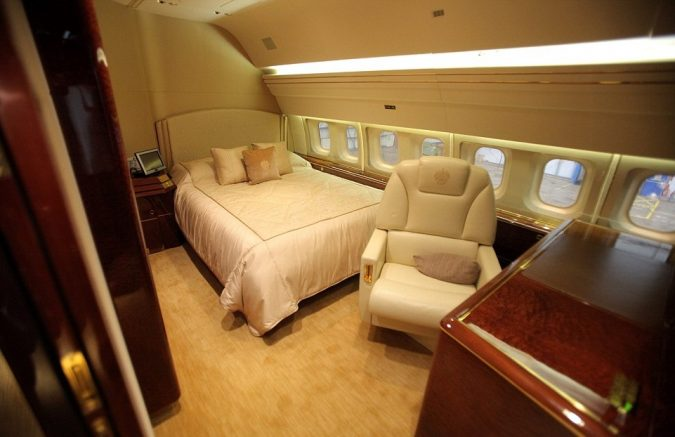 donald_trump_jet-1-675x437 15 Most Luxurious Helicopters and Private Jets Owned by Celebrities!