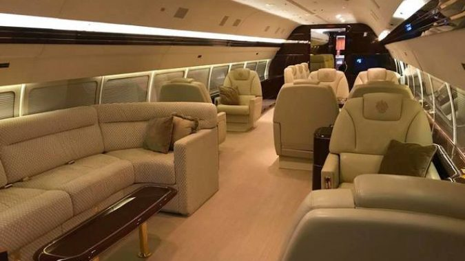 donald_trump_jet.-675x380 15 Most Luxurious Helicopters and Private Jets Owned by Celebrities!