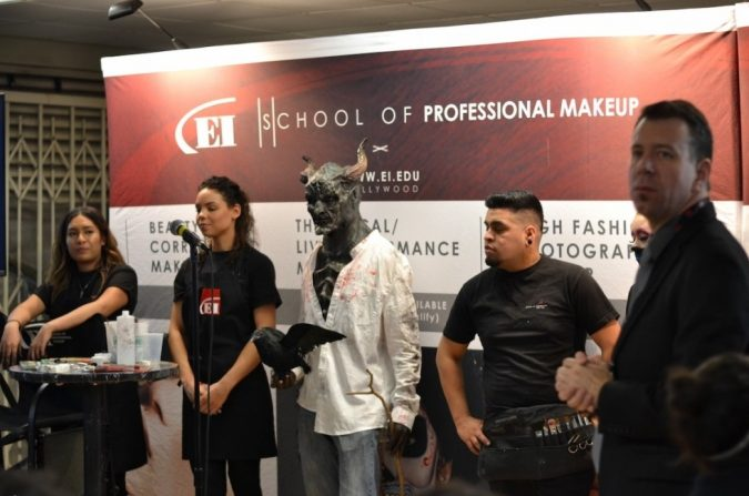 ei-makeup-artistry-school-student-675x447 Top 10 Special Effects Makeup Schools in the USA