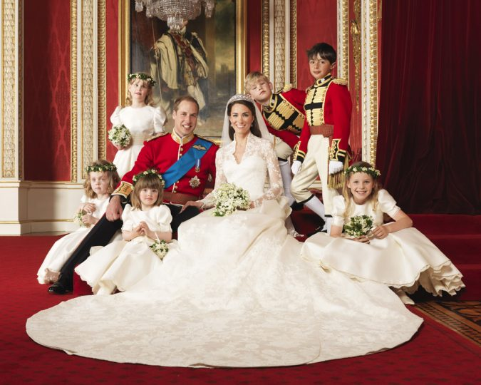 kate-middleton-royal-wedding.-675x540 Top 10 Most Expensive Wedding Dress Designers in 2019