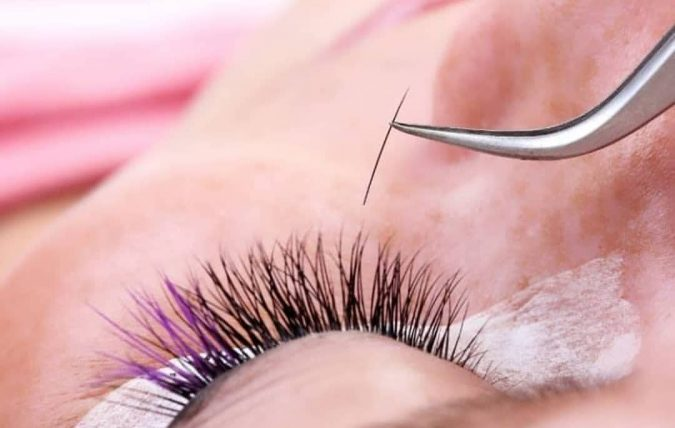 makeup-hybrid-eyelashes-675x428 Top 20 Newest Eyelashes Beauty Trends in 2019