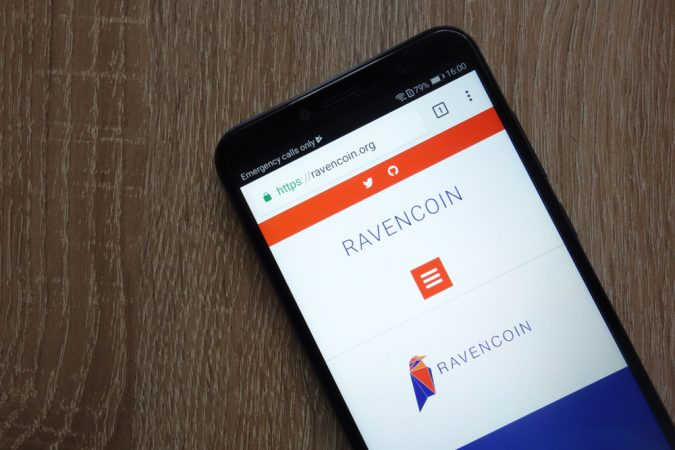 mobile-Ravencoin-cryptocurrency-675x450 Top 10 Most Profitable Cryptocurrencies to Mine Today