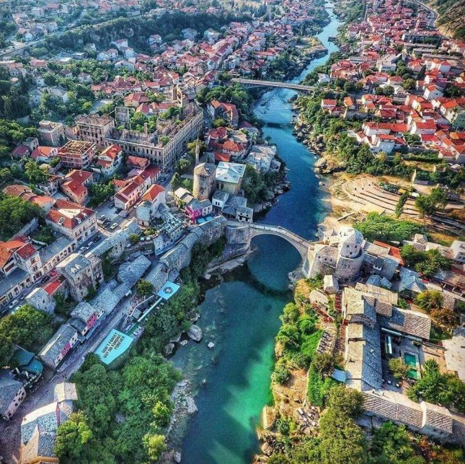 mostar-bosnia-2-675x674 Top 5 European Holiday Destinations in 2019