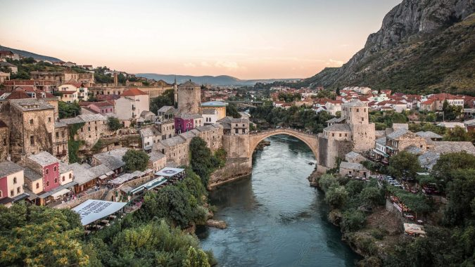 mostar-bosnia-675x380 Top 5 European Holiday Destinations in 2019