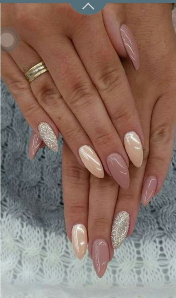 nude-nails +60 Hottest Nail Design Ideas for Your Graduation