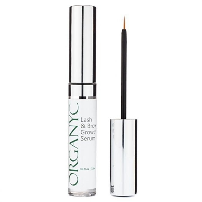 organyc-eyelash-eyebrow-growth-serum-675x675 Top 10 Best Eyelash Products Worth Trying in 2019
