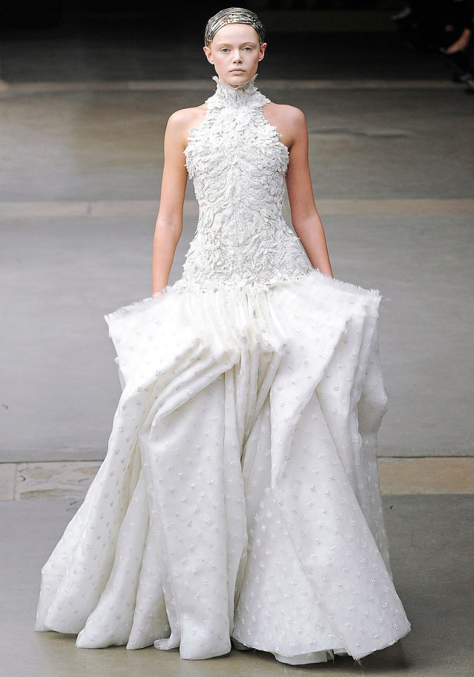 sarah-burton-wedding-gowns-675x964 Top 10 Most Expensive Wedding Dress Designers in 2019