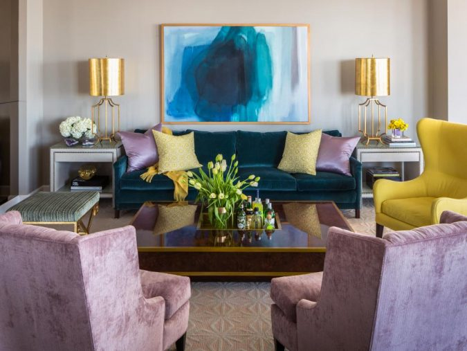 the-best-the-colour-combination-675x507 The Ultimate Decorating Guide for Your Living Room