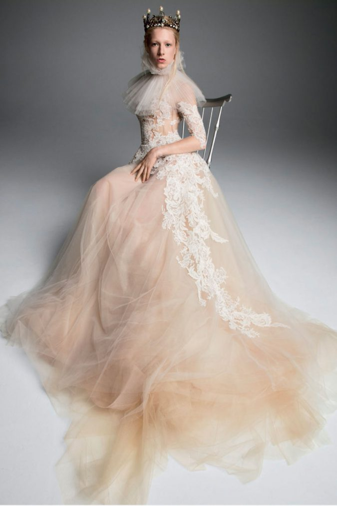 vera-wang-fall-2019-675x1013 Top 10 Most Expensive Wedding Dress Designers in 2020