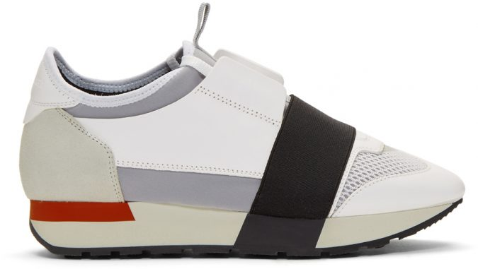 white-and-red-race-sneakers-675x381 Best 20 Balenciaga Shoes Outfit Ideas for Women in 2021