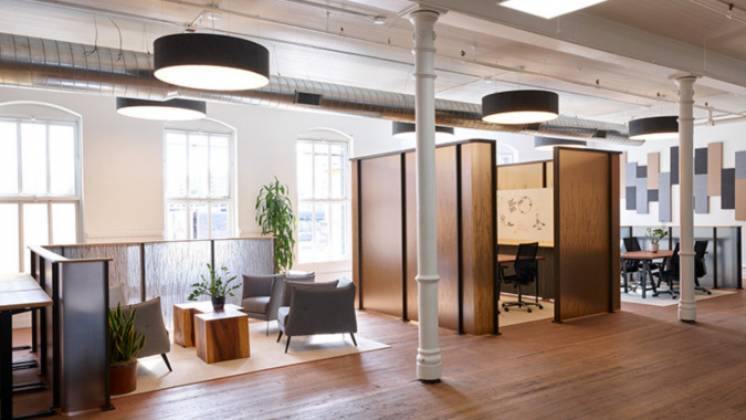 workspace-4-675x380 Top 5 Ways to Design a Flexible Office