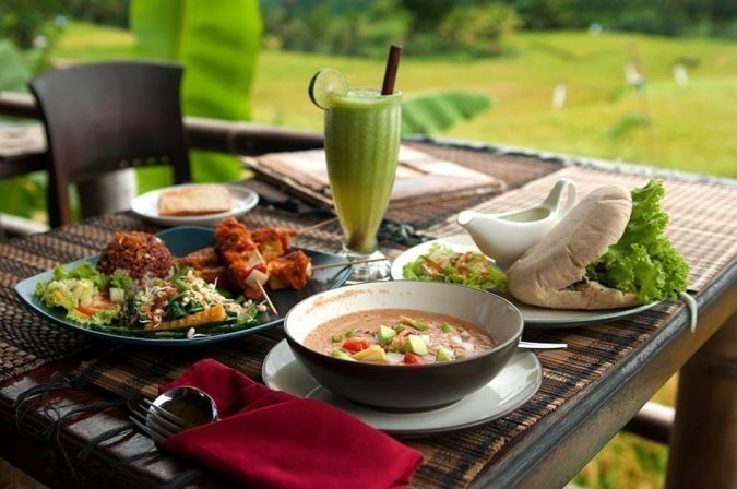 Bali-restaurant-675x448 5 Most Romantic Getaways for You and Your Loved One