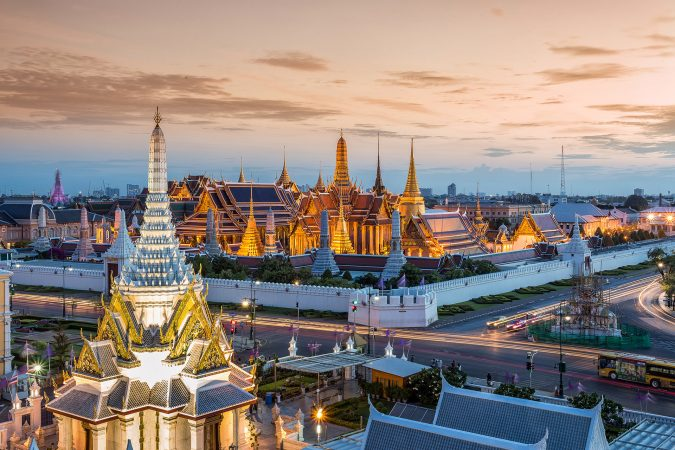 Bangkok-Thailand-675x450 5 Most Romantic Getaways for You and Your Loved One