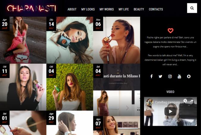 Chiara-Nasti-blog-screenshot-675x452 Top 60 Trendy Women Fashion Blogs to Follow in 2021