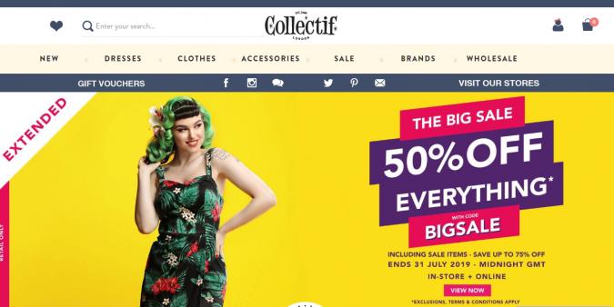 Collectif-blog-screenshot-675x338 Top 60 Trendy Women Fashion Blogs to Follow in 2019