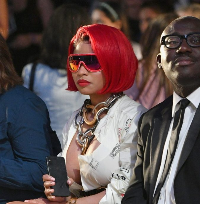 Edward-Enninful-and-Nicky-Minaj-675x689 Top 10 Best Celebrity Wardrobe Stylists in 2019