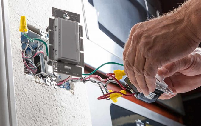 Electric-Wiring-675x422 Three Home Tasks that Need Expert Hands