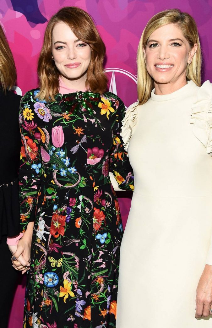 Emma-Stone-and-Petra-Flannery-675x1044 Top 10 Best Celebrity Wardrobe Stylists in 2019