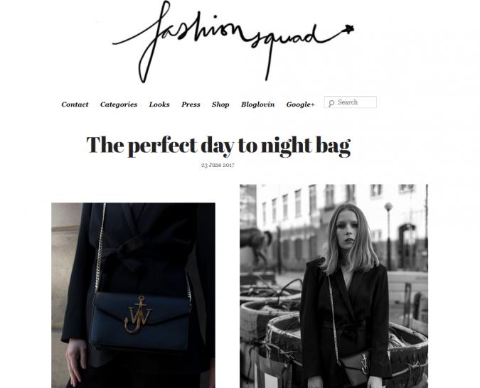 Fashion-Squad-website-screenshot-675x546 Top 60 Trendy Women Fashion Blogs to Follow in 2019