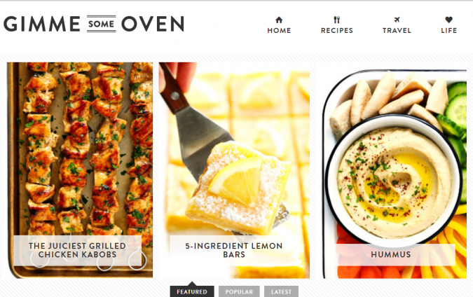 Gimme-some-oven-675x424 Best 50 Healthy Food Blogs and Websites to Follow in 2019