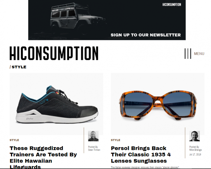 Hiconsumption-style-website-675x541 Top 60 Trendy Men Fashion Websites to Follow in 2020