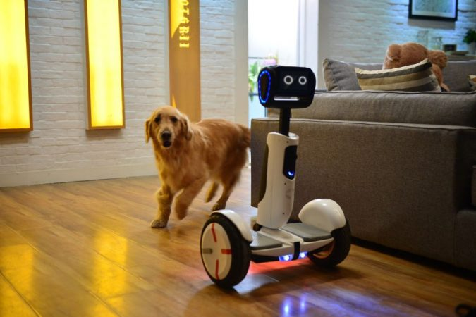 Home-Monitoring-Robot-1-675x450 Technology Upgrades to Make Your Home More Secure