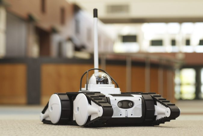 Home-Monitoring-Robot-675x452 Technology Upgrades to Make Your Home More Secure
