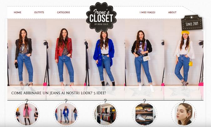 Irenes-Closet-blog-screenshot-675x408 Top 60 Trendy Women Fashion Blogs to Follow in 2019
