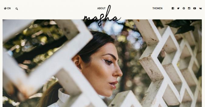 Masha-blog-screenshot-675x352 Top 60 Trendy Women Fashion Blogs to Follow in 2021