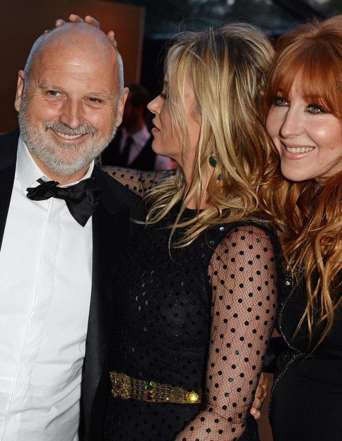 McKnight-with-Kate-Moss-and-Charlotte-Tilbury-675x870 Top 10 Best Celebrity Hair Stylists in 2020